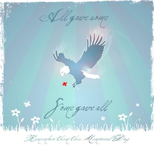Memorial Day Eagle
